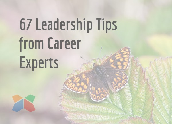 67 Leadership Tips from Expert Career Coaches