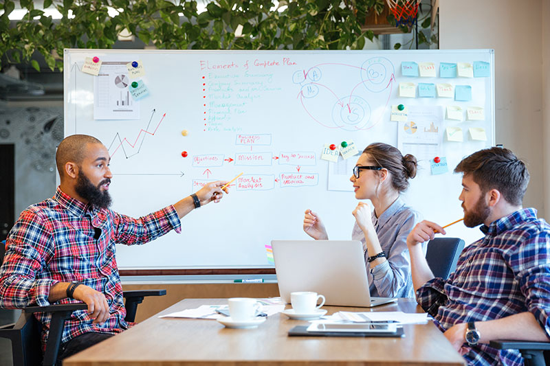 Where Ideas Flourish: The Ideal Environment For Solving Problems