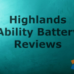 Highlands Ability Battery Reviews