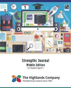 strengths journal