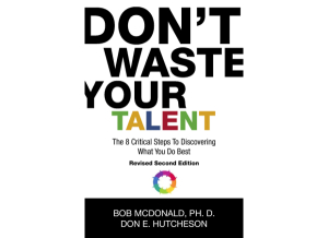 dont-waste-your-talent-highlands-book