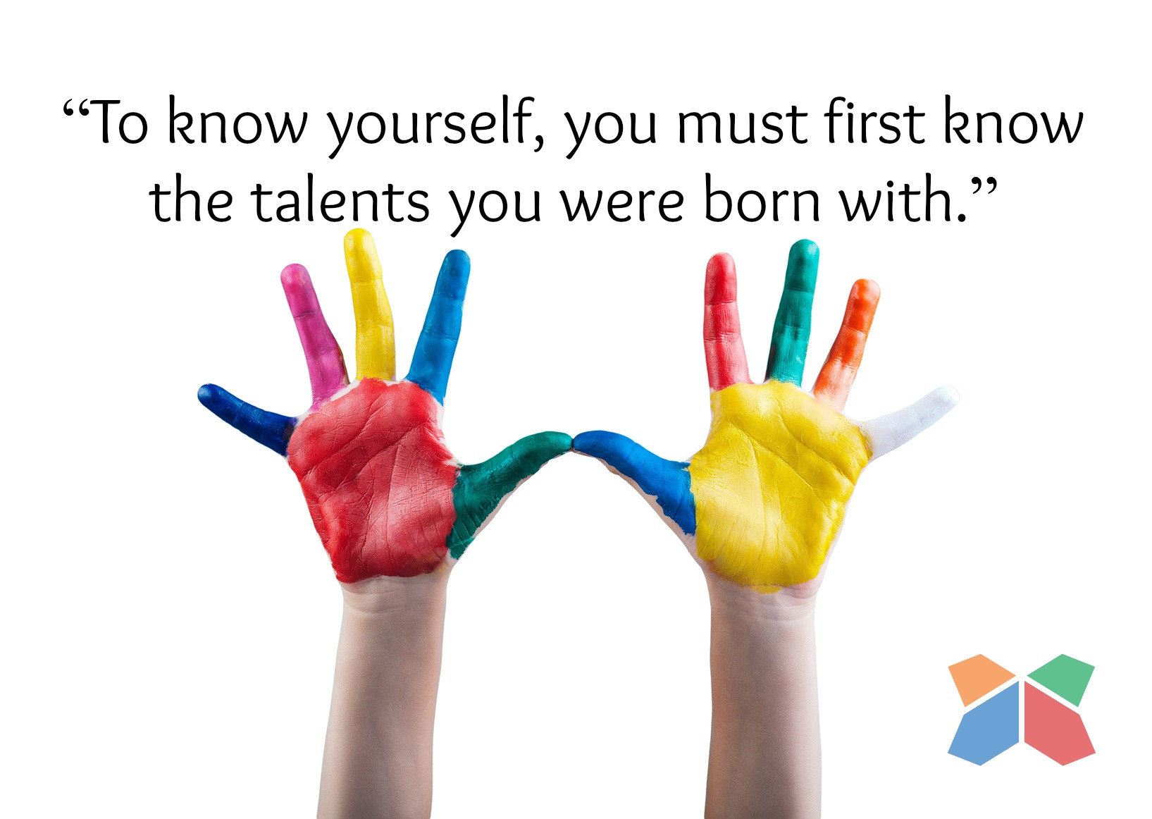 know yourself and talents