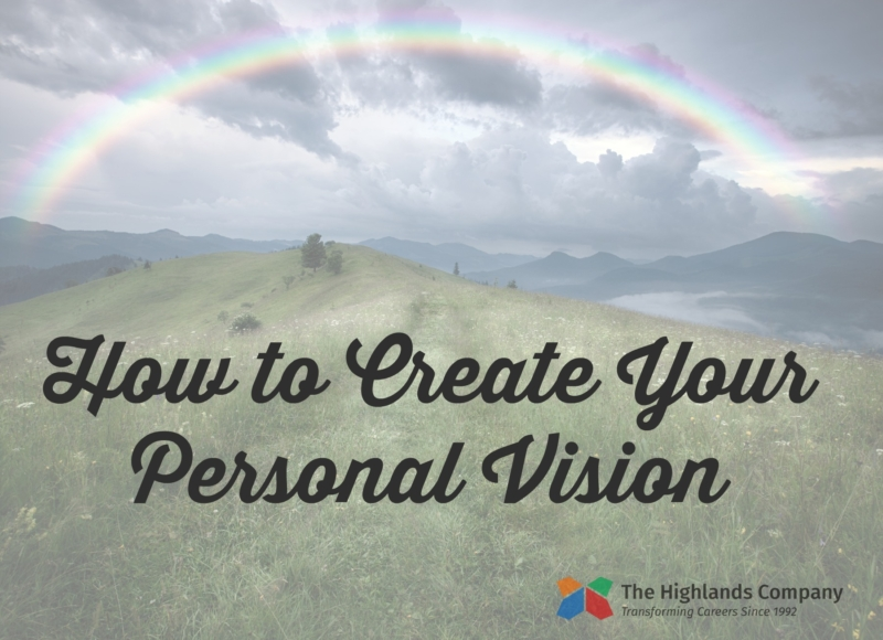 rainbows and personal vision