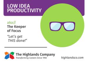 idea productivity natural ability