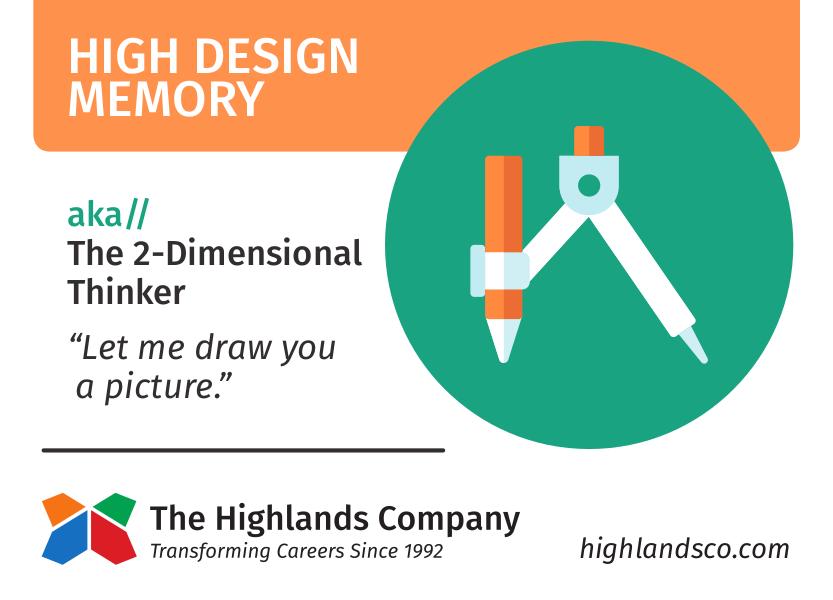 high design memory