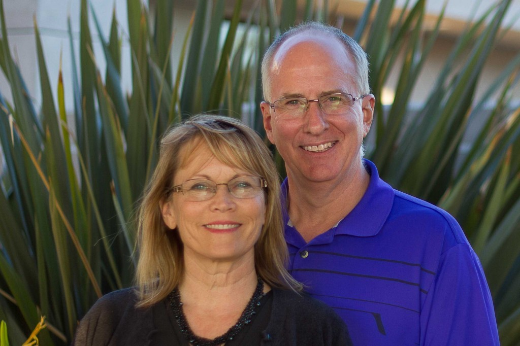 Bradley Trottman and Joyce Trottman