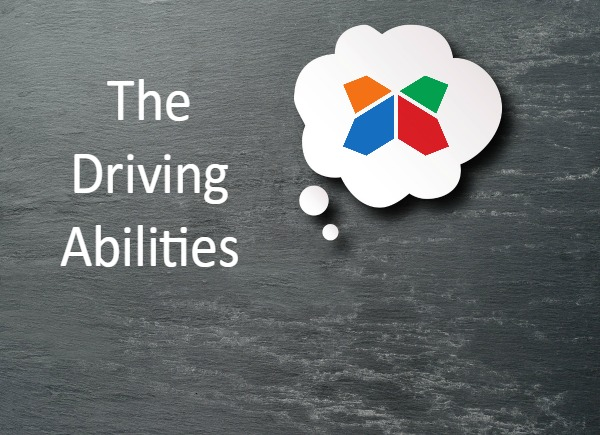 driving abilities thought bubble
