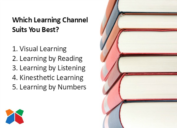 five learning channels
