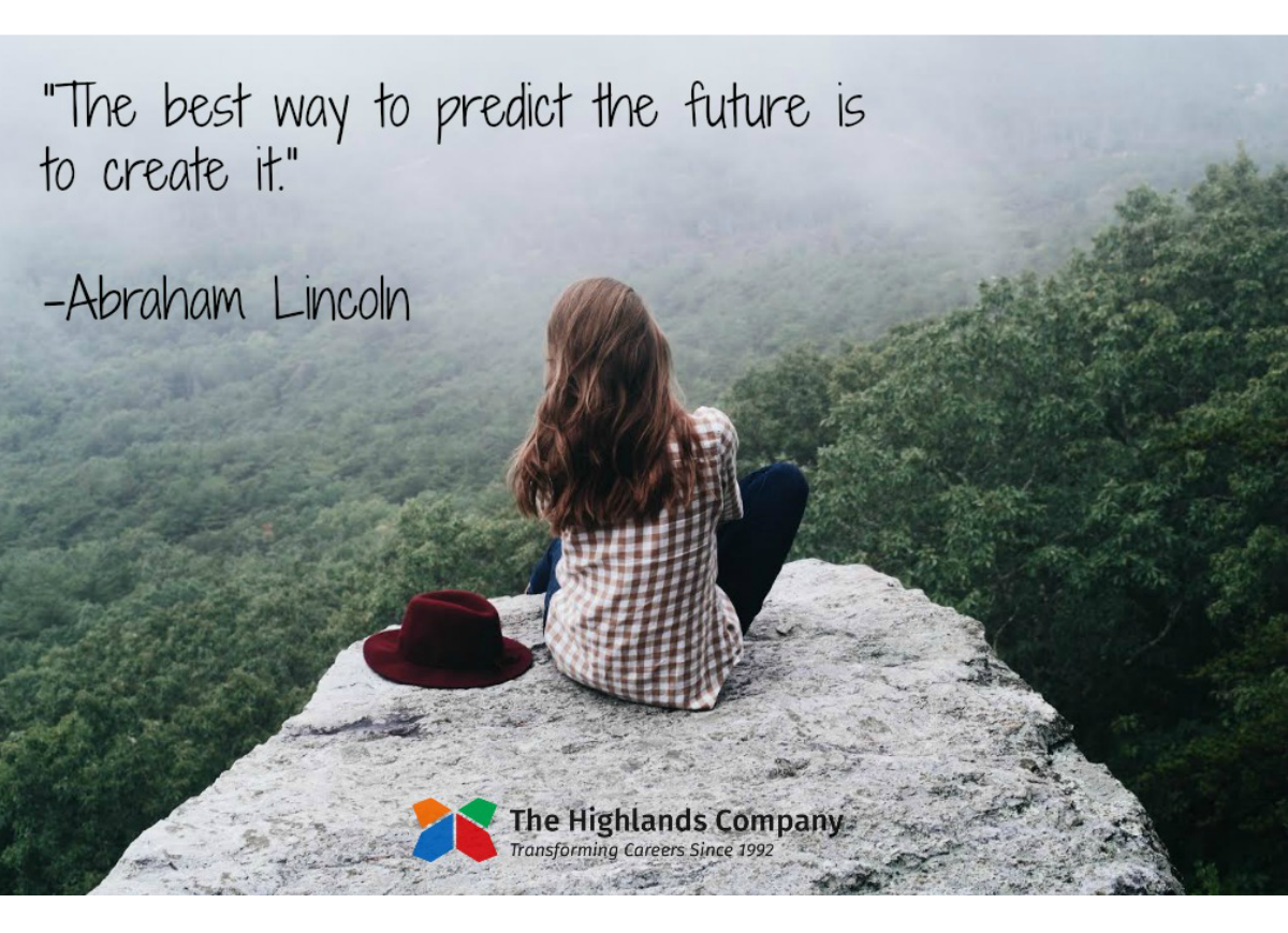 lincoln quote future thinking