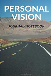 Personal Vision Notebook & Journal